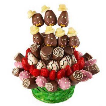 Çikolata Buketi